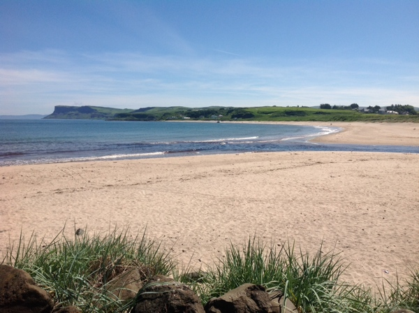 Ballycastle Strand - Causeway Coast of Northern Ireland