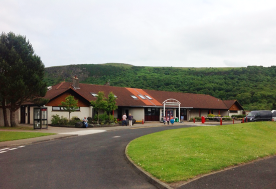 Benone Tourist Complex and Caravan Park
