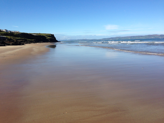 Castlerock Beach - Causeway Coast of Northern Ireland