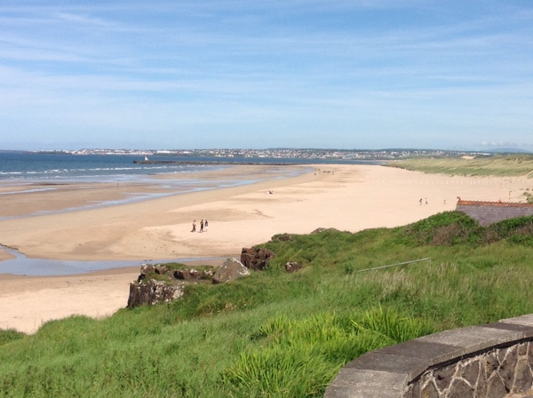 Castlerock Beach, Northern Ireland