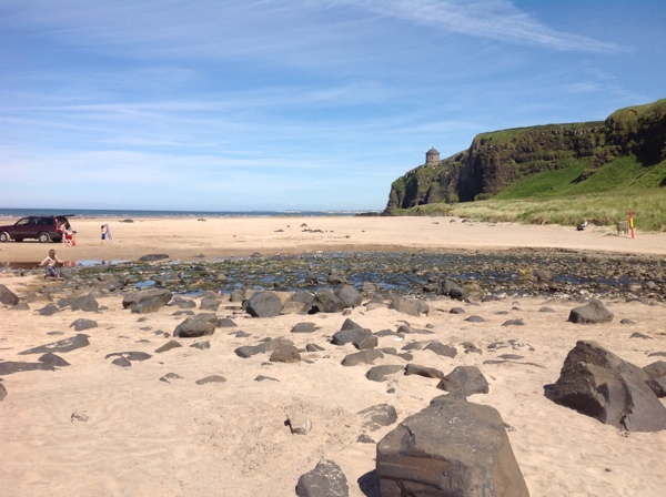 Downhill Beach, Castlerock