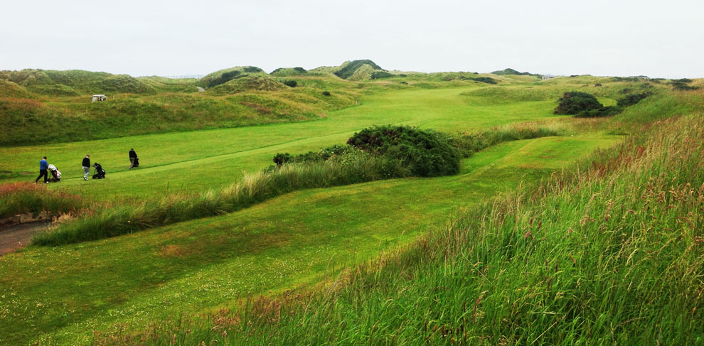 Castlerock Golf Course