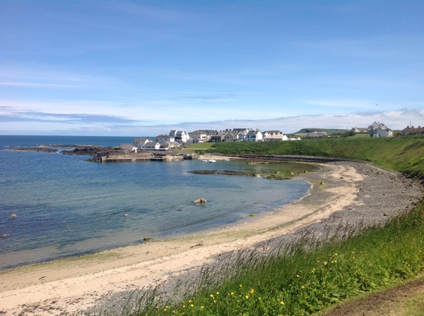 Portballintrae - Causeway Coast of Northern Ireland