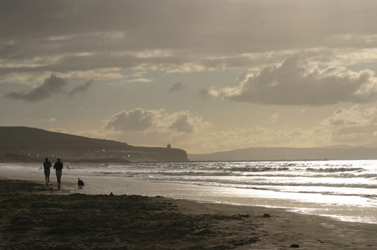 Portstewart Strand - Causeway Coast of Northern Ireland